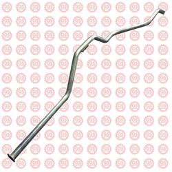 Труба выхлопная JMC 1051 Евро-3 120320018