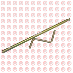 Ключ для запасного колеса Foton Aumark 1031, 1041 1102939100023/1102939100027
