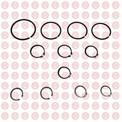 Кольца стопорные коробки передач Foton Ollin 1039, 1049C N170122201A
