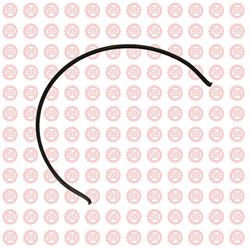 Полукольцо муфты синхронизатора 3, 4, 5 и задней передачи Isuzu Elf NHR55 8-97023-710-0