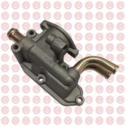 Корпус термостата Isuzu Elf NKR55 с дв. 4JB1 8-97091-304-1