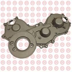 Крышка плиты блока цилиндров Isuzu Elf NHR55 8-97231-214-1