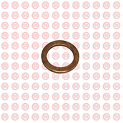 Шайба болта клапана масляных форсунок Foton Ollin 1039, 1049C E049302000072