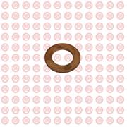Шайба болта трубки подачи масла на шестерни Foton Ollin 1039, 1049C E049305000009