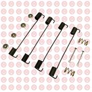 Ремкомплект тормозных колодок JMC 1032 3419