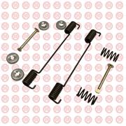 Ремкомплект тормозных колодок JMC 1051, 1052 3450