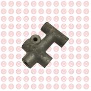 Тройник тормозных шлангов от рамы под кабину Foton Ollin 1039, 1049C 1102235600185