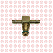 Патрубок возврата топлива Foton Aumark 1031, 1041 E049335000057