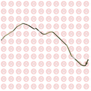 Трубка ГУР от шланга на раме к редуктору JMC 1032, 1043, 1052 (подачи) 3406080AB5