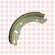 Колодки тормозные задние (1 шт.) Баргузин Бизнес 2752 3302-3502090