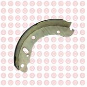Колодки тормозные задние (1 шт.) ГАЗ 3302 3302-3502090