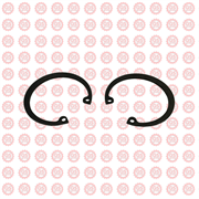 Кольца поршневого пальца ПАЗ 320412 с дв. ISF 3.8 3901706