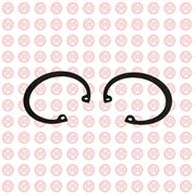 Кольца поршневого пальца КАВЗ 4235 с дв. 4ISBe 160 В 3901706