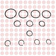 Кольца стопорные коробки передач JMC 9-09180-045-0