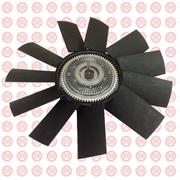 Вентилятор с муфтой в сборе Баргузин Бизнес с дв. ISF 2.8 020005181