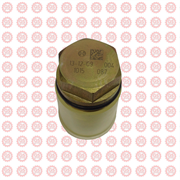 Клапан редукционный в рампе ПАЗ 3237 с дв. ISF 3.8 3974093