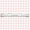 Бампер JMC 1032, 1043, 1052 белый 280310030/280310031
