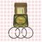 Кольца поршневые Xinchai 498 3.17L 498B-04002/3/4
