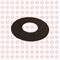 Шайба пружины головки блока Isuzu Elf NHR55 5-12563-001-0