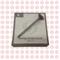Клапан впускной головки блока Foton Aumark 1051, 1061 с дв. ISF 3.8 3940735