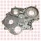 Плита блока цилиндров передняя Foton Aumark 1031, 1041 E049307000096